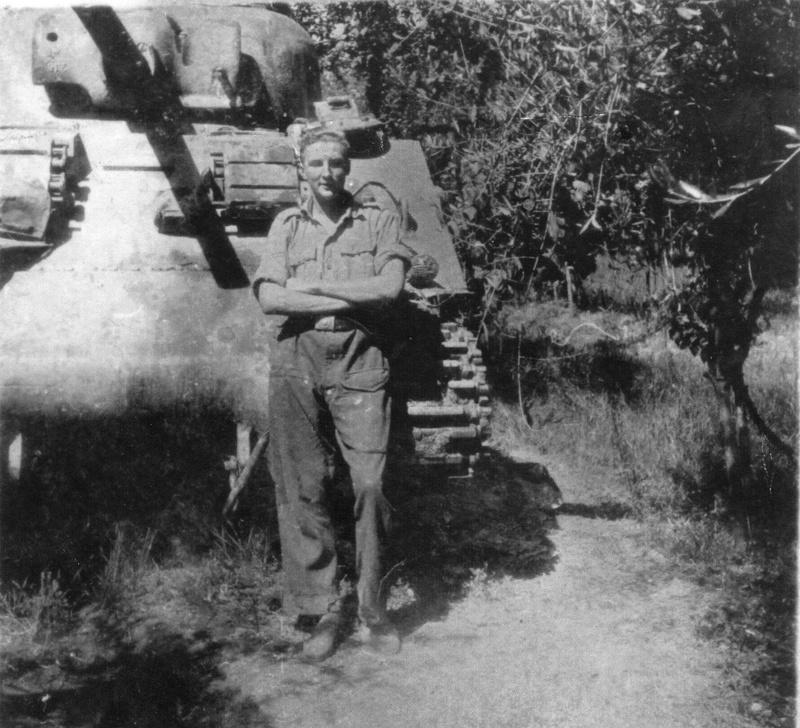 Corporal Frank Dennis Gent
